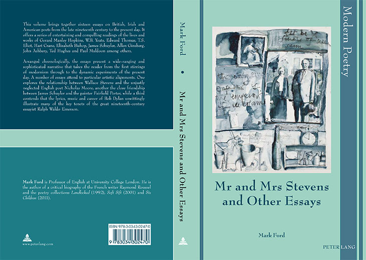 Mr and Mrs Stevens and Other Essays