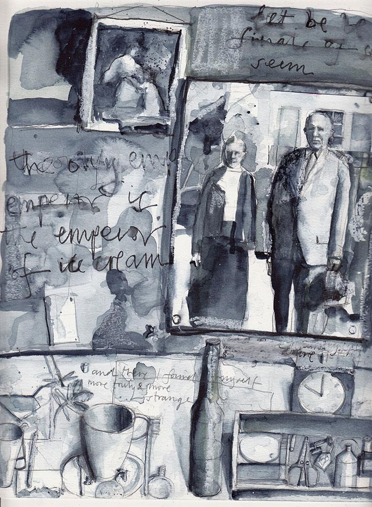 Mr and Mrs Stevens